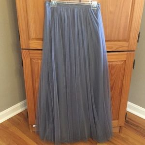 Jenny Yoo Collection size 4 tulle skirt